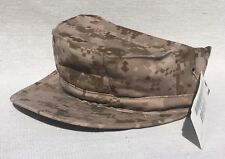 New With Tags US Navy USN NWU Type II Desert Utility Cap Size 6 7/8