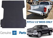 Genuine GM Bed Mat For 1999-2018 Chevrolet Silverado GMC Sierra 6 1/2' Bed New