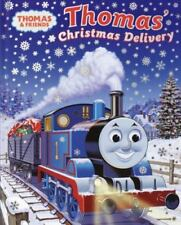 Thomas' Christmas Delivery (2004) illustrated by Tommy Stubbs