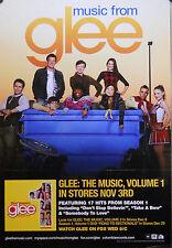 GLEE VOLUME 1 POSTER (Y4)