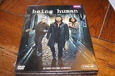 DVD: TV: Being Human Season  TWO