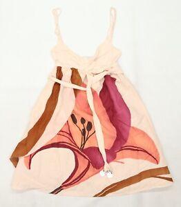 Patrizia Pepe Womens Pink   Tank Dress  Size 12  - Abstract
