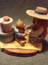 Rachael And Jonathon Bear By Linda Greyson 1996