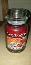 Yankee Candle Tarte Tatin Large Jar htf  apple spices caramel scent