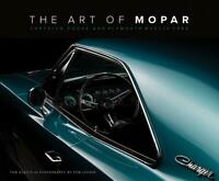 The Art of MOPAR Book: Chrysler, Dodge, & Plymouth Muscle Cars~ BRAND NEW HC !