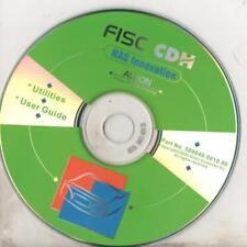 ALLION COMPUTER - CD VERSION 3.30 - FISC CDH - UTILITIES, GUIDE - 508040.0010.00