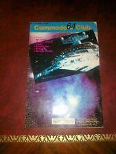 Libretto COMMODORE CLUB 64 N.8 x Commodore 64 originale