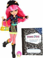 """Niños Monster High 13 """"Deseos Howleen muñeca marca nuevo Moda Muñeca"""