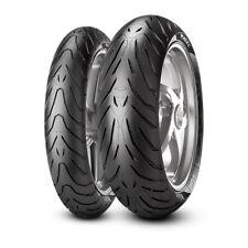 Gomme 120/70 ZR 17 180/55 ZR 17 COPPIA moto Pirelli Angel St DOT2021-2020