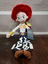 "Disney Store Pixar Toy Story 16"" Jessie Plush Toy"