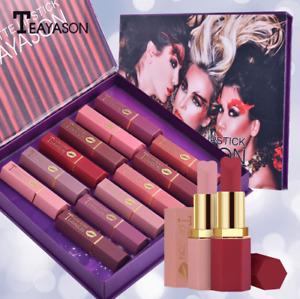 Teayason 12pcs Matte Lipstick Stunning  Set 'You Are Very Beautiful' Gift Idea