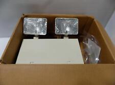 New listing Hubbell Emergency Lighting Equpiment He612-2R6I Nib