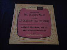 "ARTURO TOSCANINI - ""THE SKATERS WALTZ""  RCA  45 - ERA-13"