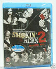 Smokin' Aces 2 - Assassin's Ball Blu-ray Regione B NUOVO SIGILLATO Vinnie Jones