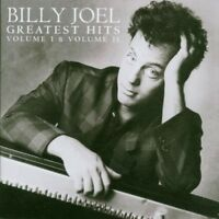 BILLY JOEL - GREATEST HITS VOLUME I & VOL.2 2 CD NEW!