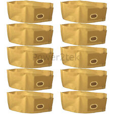 10 x E35, E35N Vacuum Bags for Electrolux Z1501 Z1510 Z1520 Hoover UK