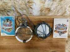 skylander Giants & Trap Team wii Games and Portals