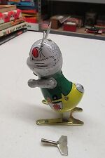 Wind Up Jumping Rabbit With Key