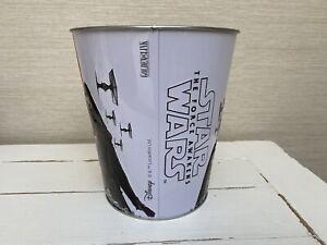 Star Wars Metal Small Waste Bin