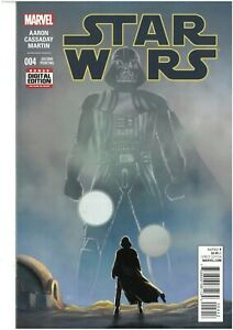 Star Wars 4 2nd second printing NM Marvel Comic FREE UK POST