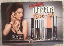 Benefit- Most Wanted - liner/mascara/Tinted primer/Badgal Lash/roller lash