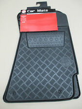 VU VY VZ Ute Front Rubber Floor Mats Pair Genuine Heavy Duty Commodore SS S HSV
