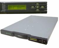 "EXABYTE 19"" 48cm VXA-2  PACKET LOADER TAPE DRIVE WECHSLER LVD SCSI 68-POL O212"