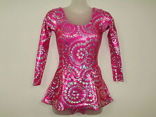 ICE SKATING / DANCE COSTUME SIZE 10 NEW