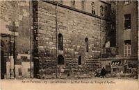 CPA AIX-en-PROVENCE - La Cathedrale - Le Mur romain (213606)