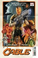 Cable (2020) Marvel - #1, (W) Gerry Duggan (A) Phil Noto, NM