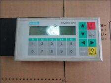 1PCS Siemens 6AV3503-1DB10 Simatic OP3 Operator Panel Tested