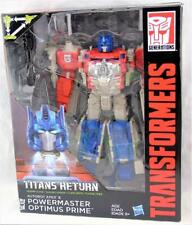 Transformers Titans Return Leader Class Powermaster Optimus Prime MISB