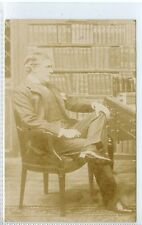 (Gi351-376) Real Photo of Theatre Star, George Alexander 1906 G-VG, Aristophot