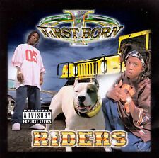 Audio CD Riders - First Born - Free Shipping