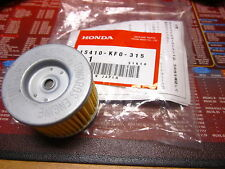Genuine Honda Oil Filter ATC250SX TRX250 350 TRX250X XR650 600 250 MORE 85 2009