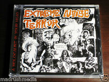 Extreme Noise Terror: A Holocaust In Your Head CD 2011 Candlelight CDL0472CD NEW