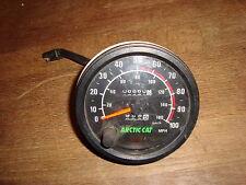 """Arctic Cat 4 1/2"""" Speedometer Gauge 8860 Miles 0620-209 Z ZR ZL Pantera 0620-238"""