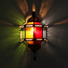 Orientalische Wandlampe aus Marokko Arabische Wandleuchte Lampenschirm