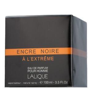 Lalique Encre Noire - à L'Extrême Eau de Parfum Spray 100ml
