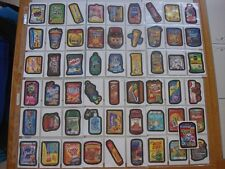 Live Instock ANS 9 Wacky Packages All New Series 9 - Set 55 Wacky Stickers ANS 9