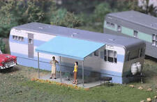 "MOBIL HOME KIT BY CITY CLASSICS -HO-SCALE - 5-1/2""L X 2-1/4""W X 1-3/8""H TOP BUY!"