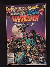 Revengers Featuring Megalith #4 (Continuity Comics, 1988) Neal Adams story & art