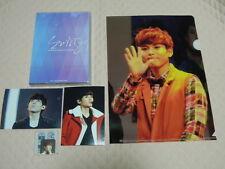 SUPER JUNIOR M Ryeowook DVD Goods Set 2-disc w/Gift KPOP K.R.Y suju kyuhyun