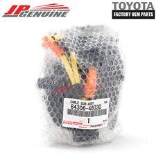 Genuine Oem Toyota 84306-0E010 Air Bag Spiral Cable Clock Spring 84306-48030