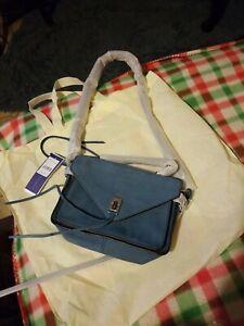 NWT Rebecca Minkoff small darren crossbody messenger bag color/ octavio