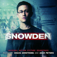 Craig Armstrong And Adam Peters – Snowden [New & Sealed] CD
