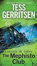 The Mephisto Club by Tess Gerritsen (Paperback, 2016)