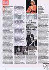 Coupure de presse Clipping 1999 Marie Laforêt (1 page)