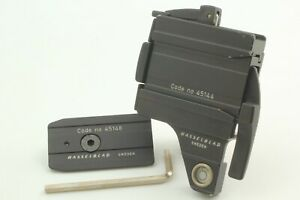 【Exc+5】Hasselblad Tripod Quick Release Coupling 45144 + Plate 45148 from JAPAN