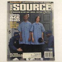 RARE Vintage The Source Magazine - October 1993 - No. 49 - Kris Kross Cover